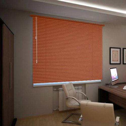 жалюзи алюминиевые горизонтальные для офиса и квартиры купить в шымкенте